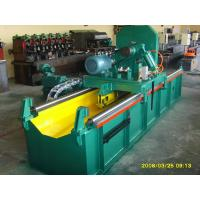 Quality Flexible Steel Square Pipe Making Machine , 380V Roll Former Machine wholesale