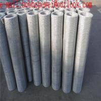 China crimped weave wire mesh for pig farm/ Pig Crimped Wire Mesh/stainless steel closed edge crimped weave mesh on sale