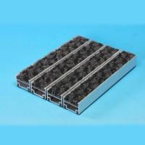 Quality Aluminum Entrance Mat with Nylon wholesale
