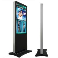 """Retail 42"""" 32"""" HD Network LCD Digital Signage Display Free Standing Screen With JPG MP3 AVI"""