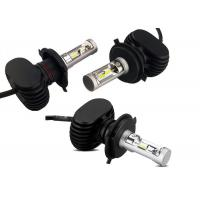 Quality Auto Styling S1 H4 9003 HB2 Led Head Lamp 50W LED Headlights 8000LM Car Lamp 6500K Auto Bulb wholesale