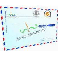 Quality Offset Paper Custom Printed Business Return Envelopes With Multi Color Edge wholesale