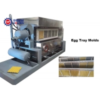 Quality Paper Pulp Molding 4x5 Egg Tray Manufacturing Machine wholesale