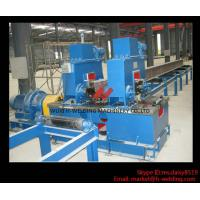 Quality Mechanical Power Type H Beam Straightening Machine For H Beam Flange Straightening wholesale