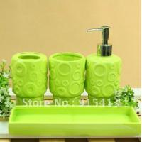 Quality bathroom accessories gift suit with 8100(8pcs) wholesale