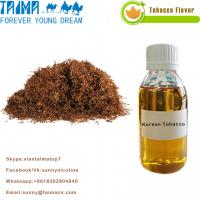 Quality Hot sell usp grade high natural concentrate Korean Tobacco flavor& fragrance for E-juice wholesale