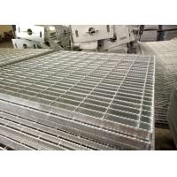 Quality Anti Slip Mild steel Steel Bar Grating / Q235 A36 SS304 Stainless Steel Floor Grating wholesale