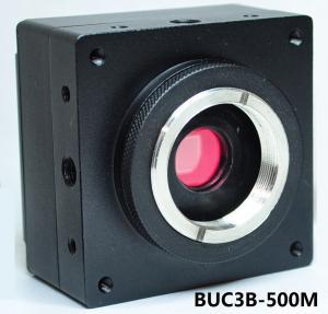 Quality USB2.0 CMOS Digital Microscope Cameras , Colorful / Mono 5.0MP Industrial Digital Camera wholesale