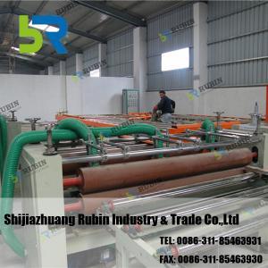 China 3 years guarantee PVC laminated gypsum board machine on sale