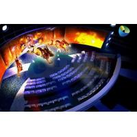 Quality Customized High Definition 5D Cinema Equipment With Curved Screen wholesale