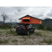 Quality 4x4 Off Road 4 Person Roof Top Tent Ultralight With 6 Cm Thickness Mattress wholesale