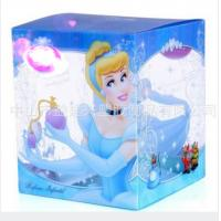Quality plastic packaging box for child gift wholesale