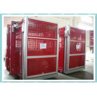 China Industrial Elevator Passenger Hoist Safety Construction Material Lifts on sale