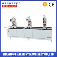 Quality PVC Three Head Vertical Welding Machine for Window and Door wholesale