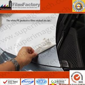 Buy cheap Polyethylene Protective Film for Automotive/Motors/Cars/Helmet from wholesalers