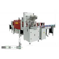 Auto Wrapping Machine Industrial Shrink Wrap Packaging Systems For Bottle