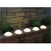 Quality Ultra Bright Solar LED String Lights Decoration In Ground Well Light Ball wholesale
