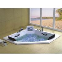 Quality Luxury Drop in 2 Person Jetted Bathtub wholesale