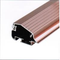 Cheap 6063 / 6061 / 6005 Aluminium LED Profiles With Mill Finish / Anodizing for sale