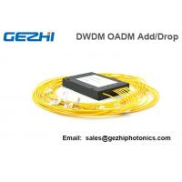 Quality 4 Channels DWDM Dual Fiber OADM East-Or-West Box Module LC/UPC wholesale