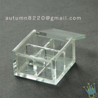 Quality BO (3) acrylic boxes wholesale wholesale