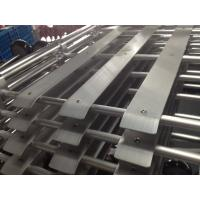 Cheap Customized Punching Bending Aluminum Tube for Automatic Aluminum Stretcher for sale