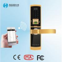 Quality Hot selling zinc alloy keyless home door locks for wooden and metal door wholesale