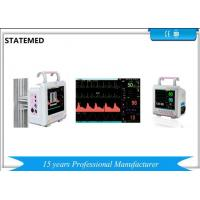 Quality Large Screen Patient Monitoring Devices , Spo2 Patient Care Monitoring System wholesale