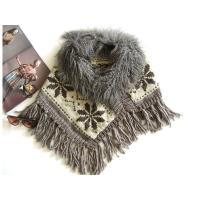 Quality Knit Shawls, Hand Crochet Shawls, Hand Knit Neck Warmers,Knit Ponchoes wholesale