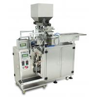 China Display friendly human machine Foil Packaging Machine AC 220V, 50 HZ for food industries on sale