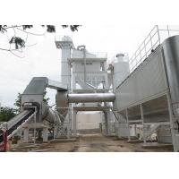 Quality Road Construction Asphalt Mixing Equipment 120TPH Capacity Stationary Type wholesale