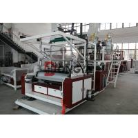 Quality Co - Extrusion Stretch Film Production Line Double Layers DY - SLW - 1000 Series wholesale