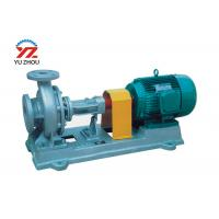 China Electric Boiler Feed Water Pump , High Temperature Thermal Oil Pump RY Series on sale