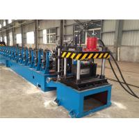 Punching Mould Cable Tray Roll Forming Machine , 39KW Cold Rolled Forming Machines