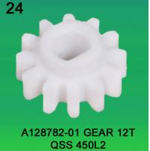 Quality A128782-01 GEAR TEETH-12 FOR NORITSU qsf450L2 minilab wholesale