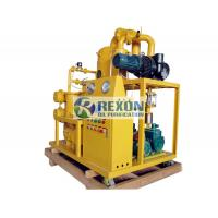 Quality Transformer Vacuum Insulation Oil Purifier 3000LPH ZYD-50 For Large Electric Equipment wholesale