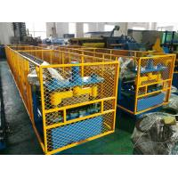 Buy cheap Galvanized Steel Trapezoidal Wall Panel Sheet Roll Forming Machine from wholesalers