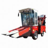 Quality Corn Combine Harvester with 120HP Engine Power wholesale