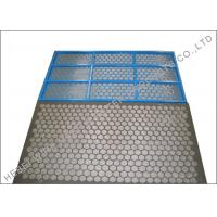 Quality Steel Frame Support Solid Control Shaker Screen Suit King Cobra HS Series Shaker wholesale