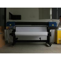 Quality 2880 Nozzles DX5 Eco Solvent Printer With Two Pintheads / PVC Types wholesale