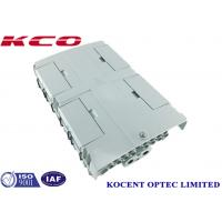 Quality Outdoor Fiber Optic Terminal Box 16 Ports 96 Cores KCO-FDP-16M 1X16 LGX Splitter Box wholesale