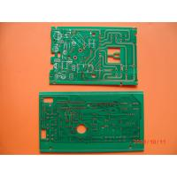 Quality FR4 1.6mm Rigid Printed Circuit Boards One Layer PCB For Computers wholesale