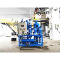 Vacuum Transformer Oil Cleaning Rig, Mineral Dielectric Oil Dehydration System, waste oil management machine, disposal