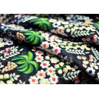 Quality Deluxe Floral Multi Colored Lace Fabric for Heavy Embroidered Haute Couture Costume wholesale