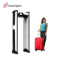 Quality Network support Security Walk Through Gate / super scanner metal detector wholesale