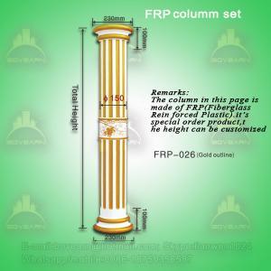Quality FRP Decoration Roman Column wholesale
