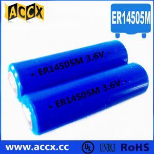 Quality ER14505M 3.6V 2000mAh AA size wholesale