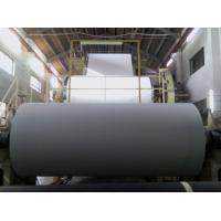 China duplex board paper with grey back 250gsm, 300gsm,350gsm on sale