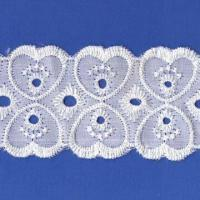 Quality Cotton Embroidered Lace, Used for Women