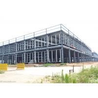 Quality Easy Install Steel Structure Construction Insulated Prefab Warehouse Shed wholesale